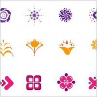 Link toFree vector design elements pack 04