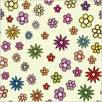 Link toFree vector floral pattern