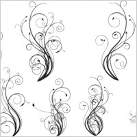 Link toFree vector flourishes