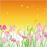 Link toFree vector flowers 07