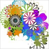 Link toFree vector flowers 09