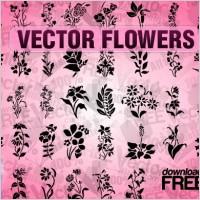 Link toFree vector flowers