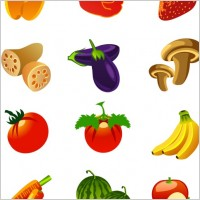 Link toFree vector fruits