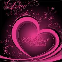 Link toFree vector heart