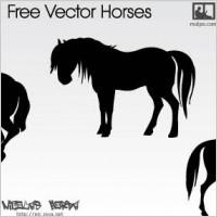 Link toFree vector horse