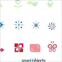 Link toFree vector icons design elements pack 01