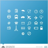 Link toFree vector icons pack 03