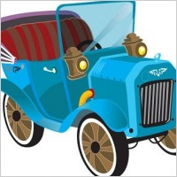 Link toFree vector old car