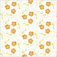 Link toFree vector ornamental floral pattern