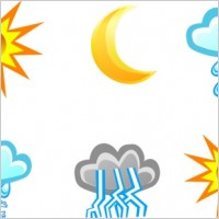 Link toFree vector weather icons