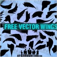 Link toFree vector wings