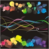 Link toFree vectors: colorful backgrounds