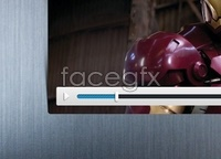 Link toFree video player interface