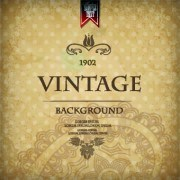 Link toFree vintage and retro backgrounds design vector 01