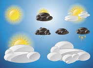 Link toFree weather icons vector