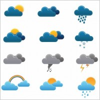 Weather over millions vectors stock photos hd pictures psd free weather vector icons toneelgroepblik Choice Image