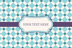 Link toFresh and rhombic lattice vector background