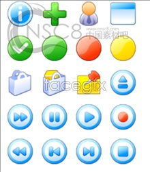Fresh, clear system icons 2