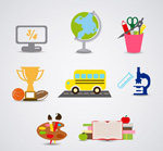 Link toFresh elements of campus vector