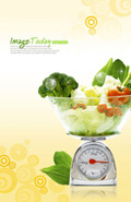 Link toFresh fruit and vegetables psd