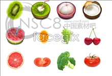 Link toFresh fruit desktop icons