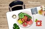 Link toFresh fruits and vegetables psd