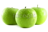 Link toFresh green apple hd picture