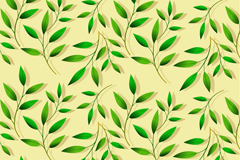 Link toFresh green shoots seamless vector background