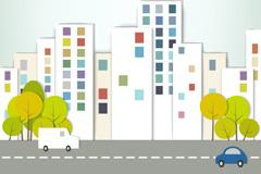 Link toFresh street clipart vector