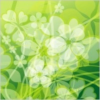 Link toFresh summer flowers vector background 2 mirage