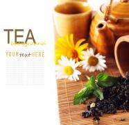 Link toFresh tea leaf design pictures