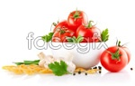 Link toFresh tomatoes psd