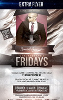 Link toFridays party flyer