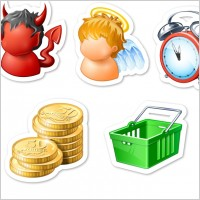 Link toFridge magnets icons icons pack