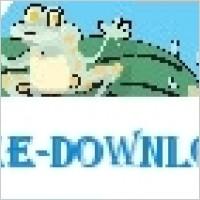 Link toFrog on lily pad 2
