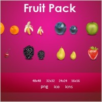 Link toFruit icons pack icons pack