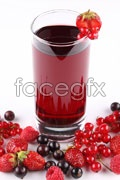 Link toFruit juice and fruit psd