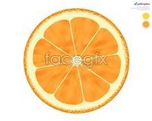 Link toFruit round lemon cut fresh fruit orange orange orange orange psd