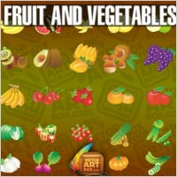 Link toFruit vegetables icons