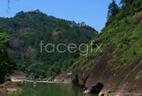 Link toFujian wuyi mountain scenic high definition pictures