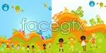 Link toFun children's illustration vector