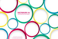 Link toFun color ring vector