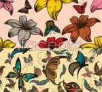 Link toFun colorful butterflies vector