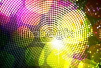 Link toFun mosaic vector background for three