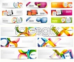 Link toFun simple banner design vector