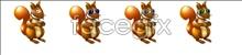 Link toFunny squirrel icon