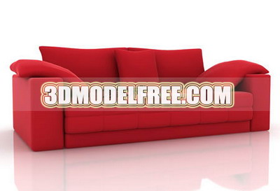 Link toFurniture 3d model: modern style couch 3ds max model 3dmodelfree