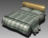 Link toFurniture - beds a004 3d model