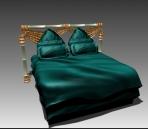 Link toFurniture - beds a007 3d model