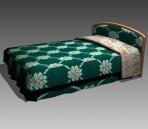 Link toFurniture - beds -��a030 3d model